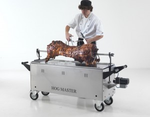 hogmaster spit pig and chef